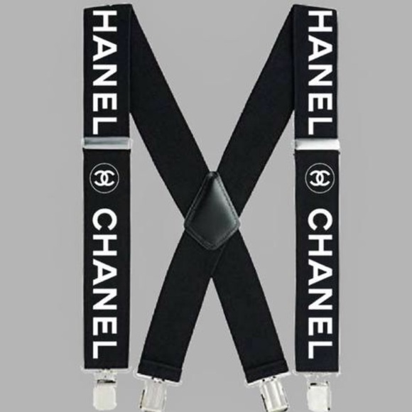 ddc14403d1f Accessories - Chanel suspenders